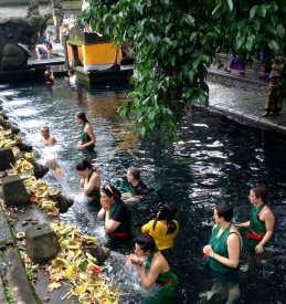Tirta Empul purification