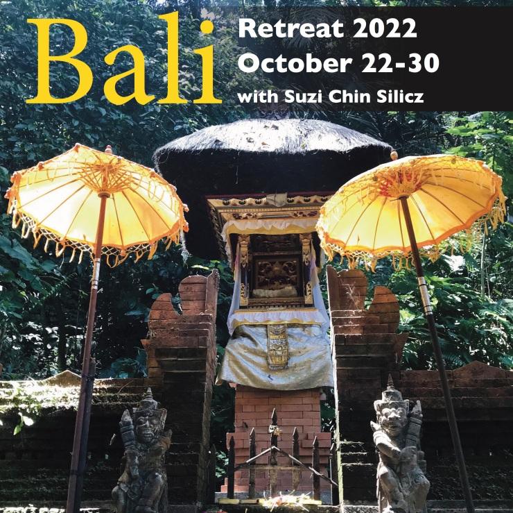 2022 Bali retreat meme